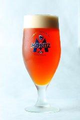 希少スペイン産樽生ビール モリッツ エピドール