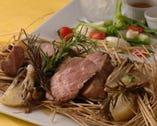 Bコース:メインディッシュ お肉料理