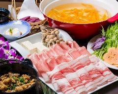 アグーしゃぶしゃぶと沖縄料理 おBAR