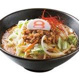 野菜担々麺 太麺