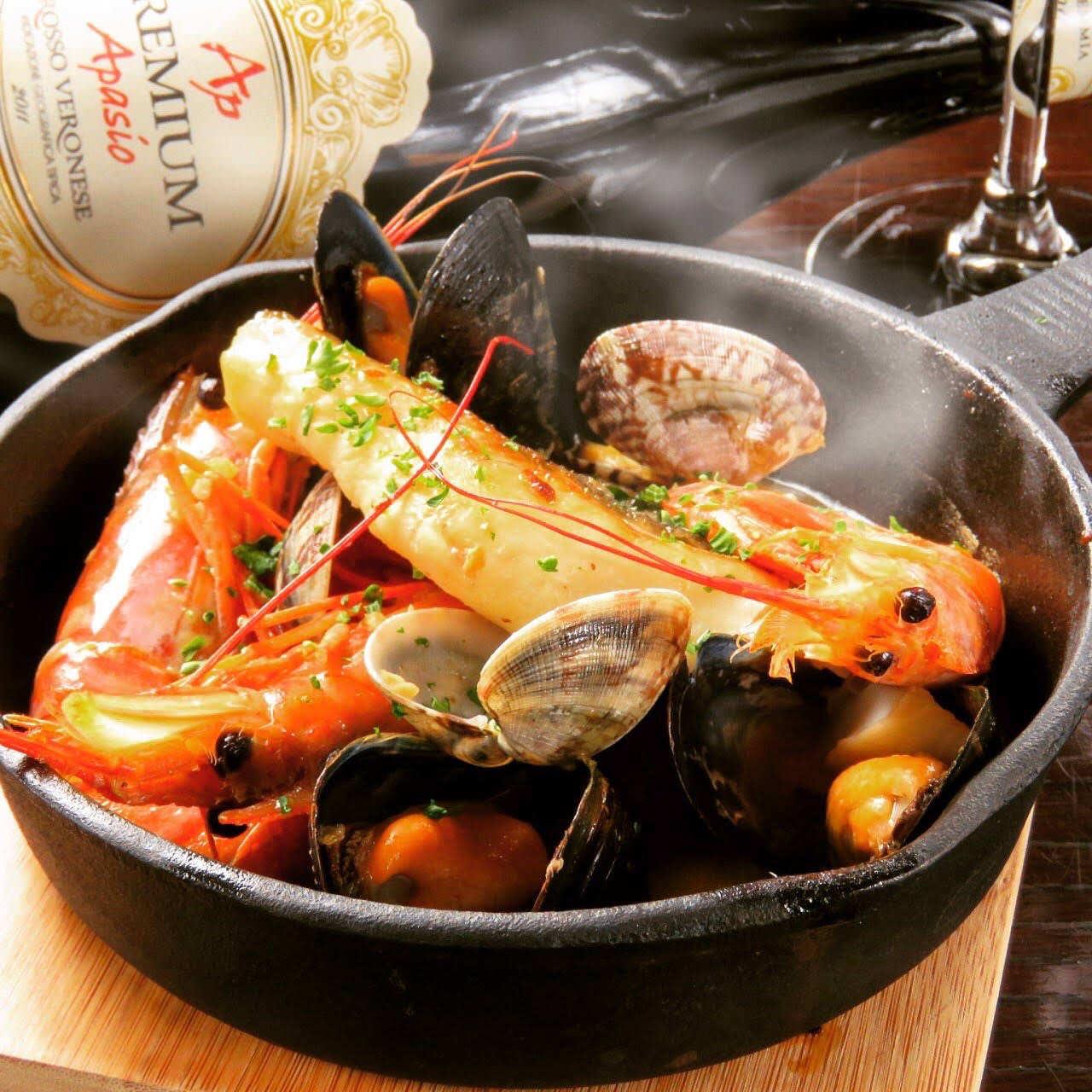 牡蠣や魚介類×ワインのマリアージュ