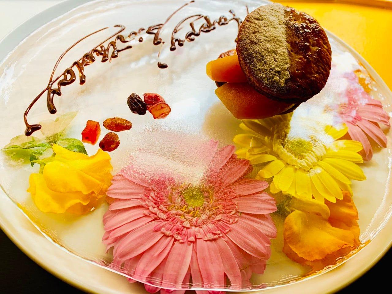 記念日や誕生日のお祝いに