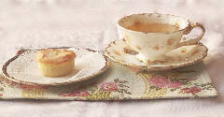 紅茶とスイーツのマリアージュ