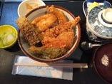 天丼(特製たれ)