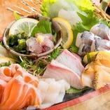 【特撰】こだわり鮮魚&鎌倉野菜