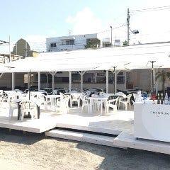 逗子海岸 海の家×BBQ ヴィヴィアナリゾートクラブ