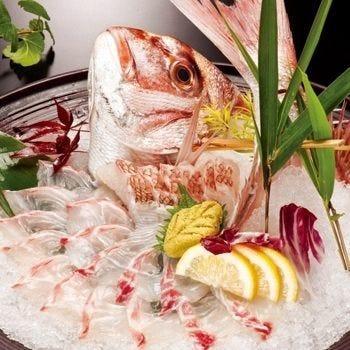 飲食店ならではの~おもてなし!お祝い事には【めで鯛の姿造り】