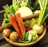 旨い旬の京野菜は魚を引き立てる名脇役!【京都府】