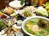 【宴会に最適】コース料理は2時間3,180円~!3時間コースも♪