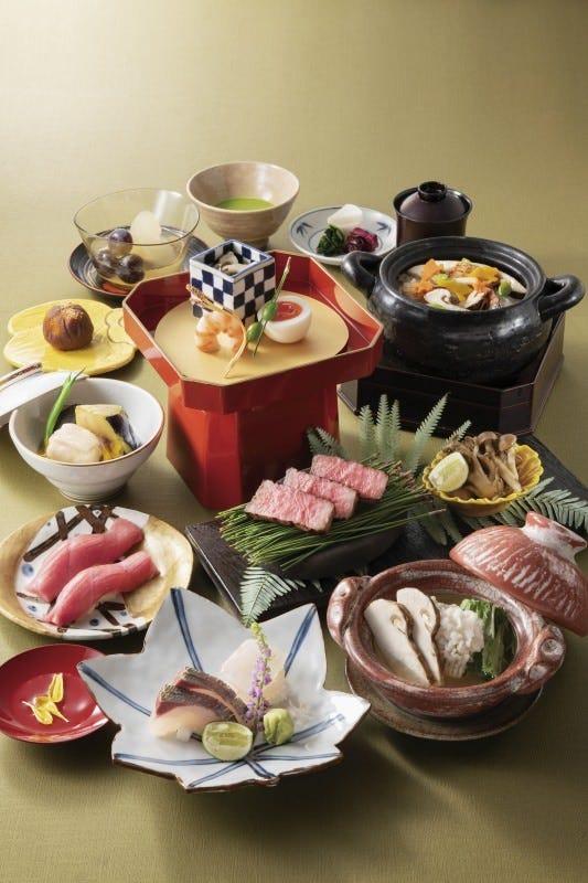 旬の素材を生かした京料理