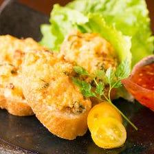 【100分飲み放題付】肉・魚・野菜がバランス良く摂れる4,000円コース<全7品>|誕生会 送別会女子会