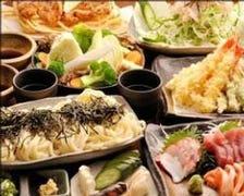 歓送迎会に最適!地場産満足コース 料理9品!150分飲み放題付!