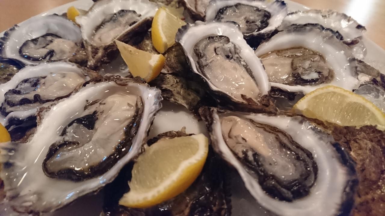 今が旬!北海道産牡蠣やムール貝
