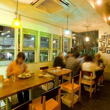 蕎麦粉食堂 Buckwheat バックウィート 店内の画像
