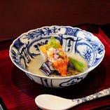 日本の四季の恵みを器に表現