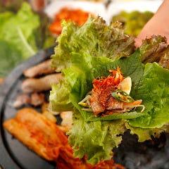 韓国料理&チーズタッカルビ 豚ちんかん横浜西口…