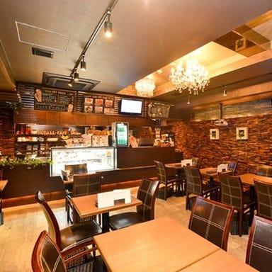 ハニトー&スイーツ スコールカフェ 新宿歌舞伎町店 店内の画像