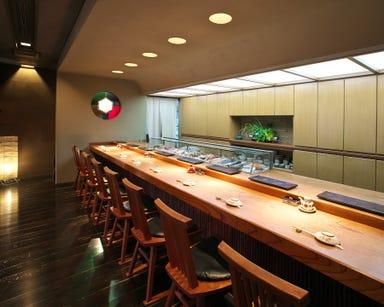 亀寿司  店内の画像