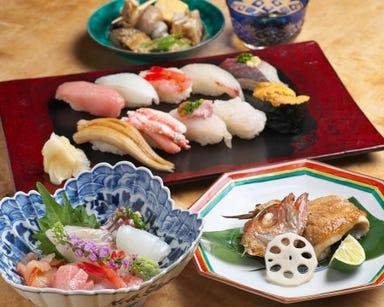 亀寿司  コースの画像