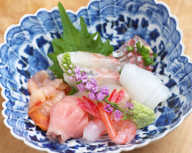亀寿司  メニューの画像