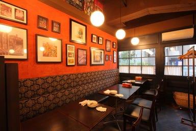 イタリア食堂 ポルコ  店内の画像