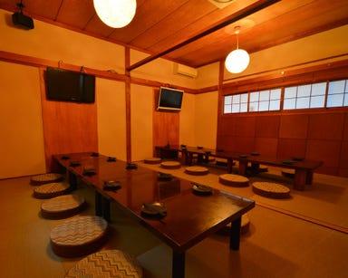 鉄板焼き・和食 大三  店内の画像