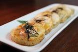 山芋の明太マヨネーズ