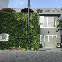 inZONE TABLE
