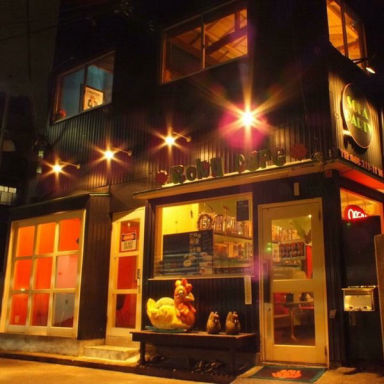 横浜の一軒家cafe roku cafe  店内の画像
