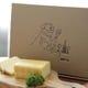 燻製チーズのテイクアウトもあります、かわいいギフトBOXも