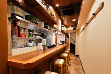 まるかん麺  店内の画像
