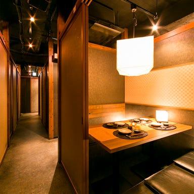 999円無制限飲み放題 個室居酒屋 和菜美 広島袋町店  店内の画像