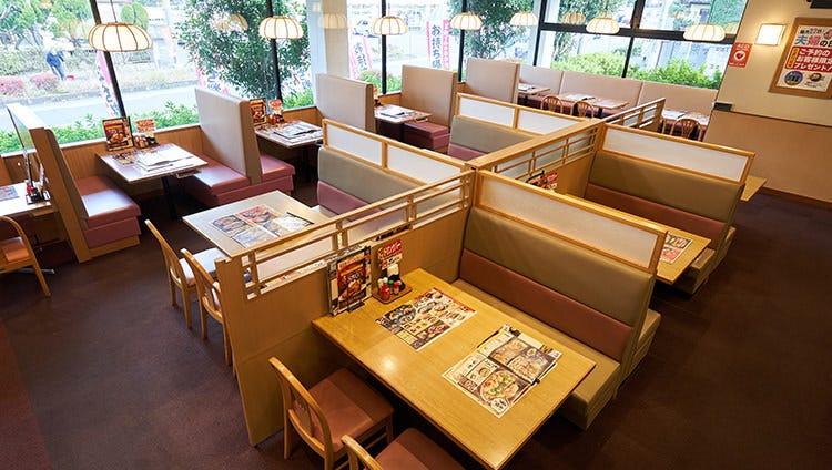 テーブル席・BOX席・小上がりなど、用途に合わせて選べるお席!