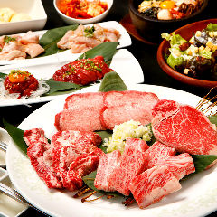 Yakiniku Dining Chikaraya Kamiohokaten
