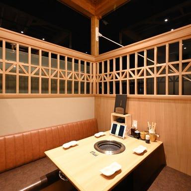 個室焼肉鉢屋 三好(みよし)店  店内の画像