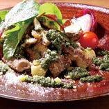充実のイタリアン料理の数々◎厳選されたこだわり素材!