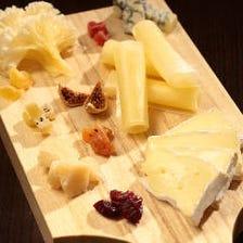 絶品チーズとワインで乾杯!