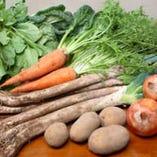 風神は『無農薬野菜』を推進します!