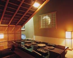 こだわり牛タン 和食海鮮 椿  店内の画像
