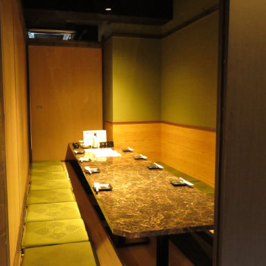 新潟駅前 和食個室 えびず  店内の画像