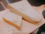 ベイクアップのパン