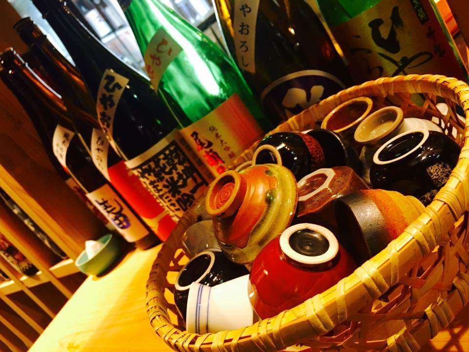 旨い『旬の日本酒』毎週入荷中!!