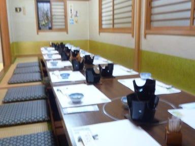ありもと 割烹寿司  店内の画像