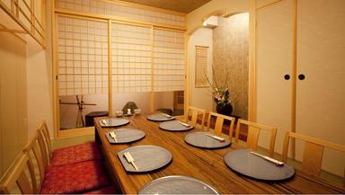 土佐清水直送鮮魚と日本酒 魚処ホタルノヒカリ 店内の画像