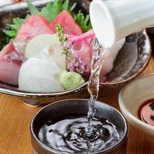 通も唸る!全国各地の日本酒約20種類