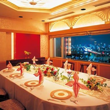 新大阪ワシントンホテルプラザ チャイナテーブル 店内の画像