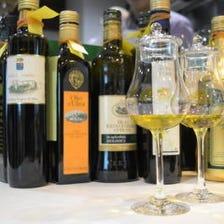 イタリア全州から集うオリーブオイル