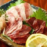 これは絶対食べてほしい九州料理もコースで♪
