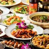 【本格中華】 中国人シェフが創りだす料理はどれも絶品!