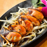 ぷっくりとした牡蠣を召し上がれ